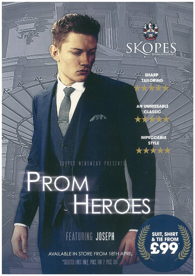 Prom Heroes