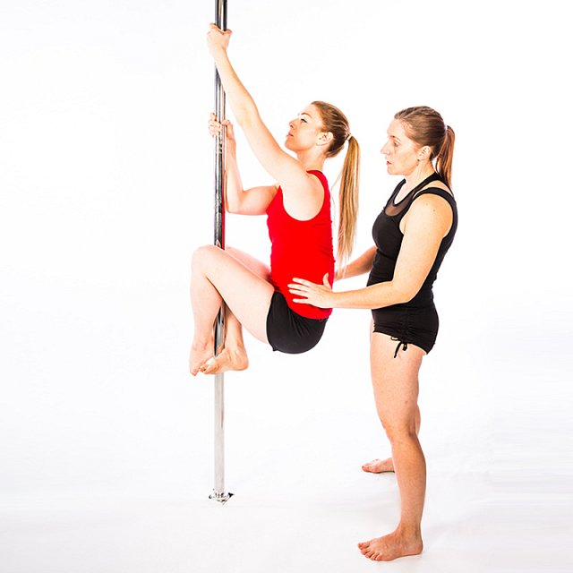 Absolute Beginners Pole Fitness for £50