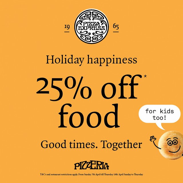 Holiday Happiness Discount