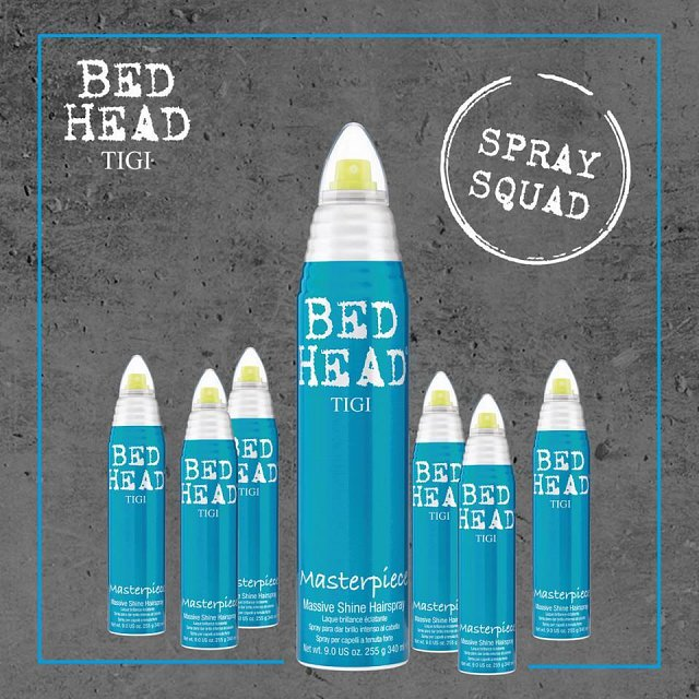 **BED HEAD MARCH SPECIAL OFFER**